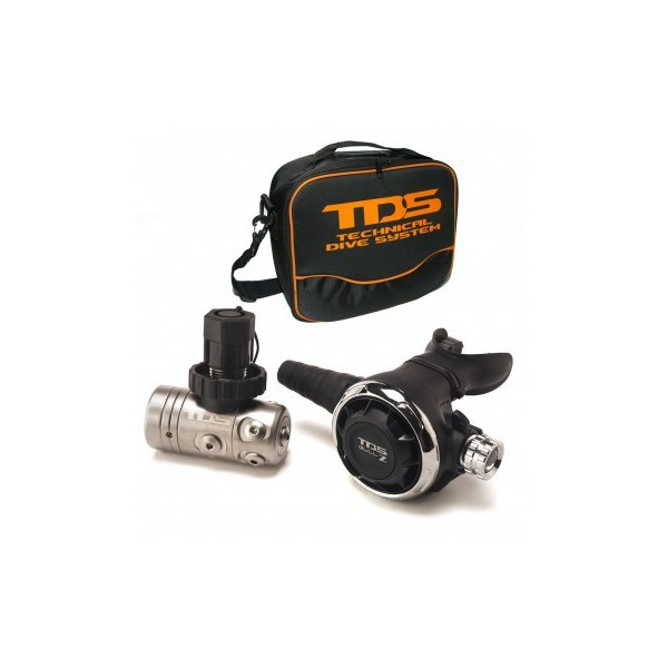 Pack Regulador TDS Gull Z Tek DIN reversible + octopus