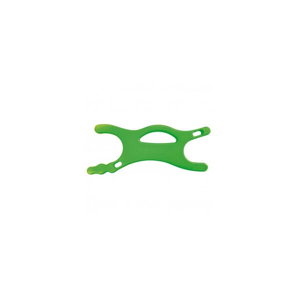 Plegador para boya verde